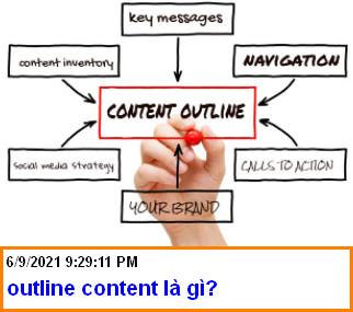 outline content là gì